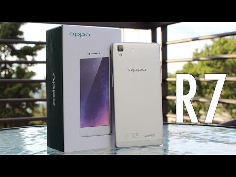 Oppo R7 Unboxing: Tasarım Devam Ediyor
