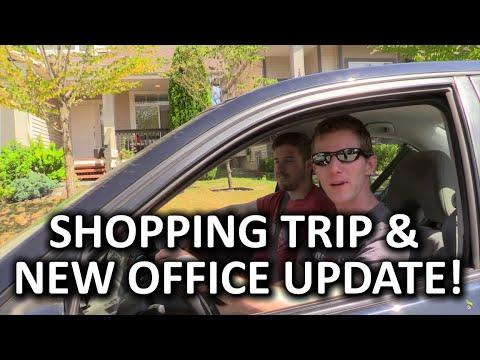 Yeni Office Tur Vlog 2 - Ciddi İlerleme Ve Gezi Alışveriş Lmg