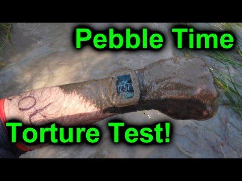 Eevblog #760 - Çakıl Smartwatch İşkence Test Zaman!