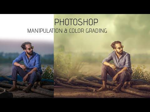 Photoshop Kompozisyon Ve Manipülasyon | Yumuşak Işık Fotoğraf Efektleri
