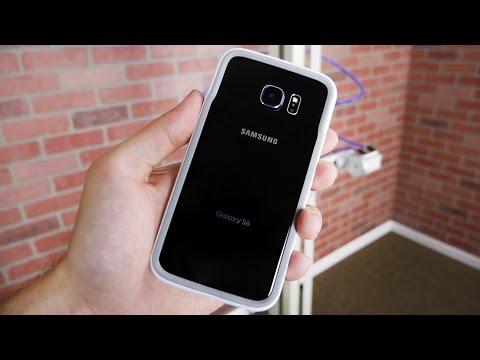 Galaxy S6 Damla 25 Ft Testten!