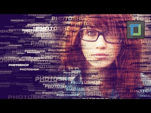 Metin Dikey Etkisi   Öğretici Photoshop Cs6   Fotoğraf Efektleri [Bölüm 22]