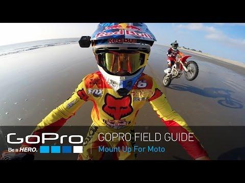 Gopro: Hero4 Oturumu Alan Rehberi - Mount Moto İçin!