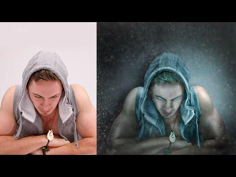 Photoshop Tutorials | Manipülasyon İnanılmaz Fotoğraf Efektleri