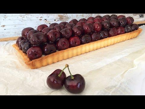 Vişneli Tart Tarifi Bu Ann Reardon Dessert Yemek Yapmayı
