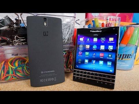 Oneplus 2 Gözlük Ve Android Destekli Blackberry Slider