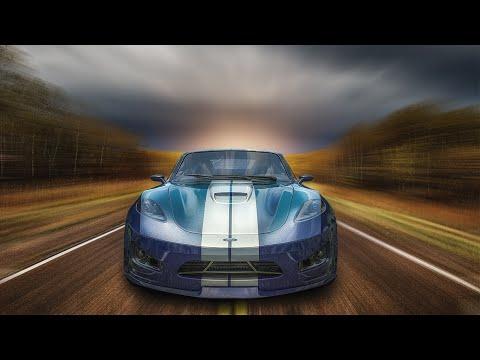Photoshop | Manipülasyon Hareket Bulanıklığı Araba Etkisi
