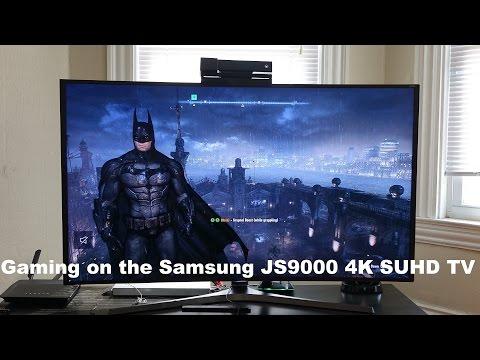 Samsung 55Js9000 Üzerinde Oyun 4K Kavisli Suhdtv [4 K]
