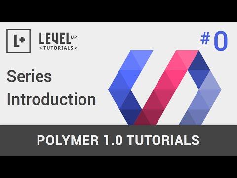 #0 Polimer 1.0 Öğreticiler Serisi Giriş