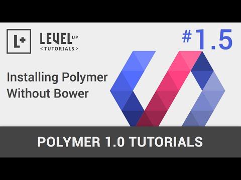 #1.5 Yükleme Polimer Bower Olmadan