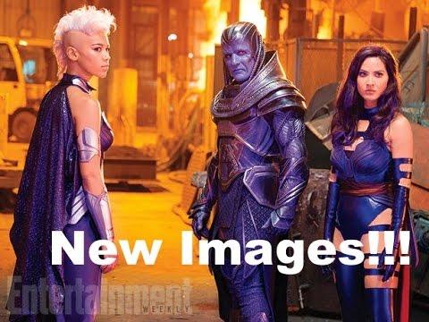 X-Men: Apocalypse Ew Görüntüleri-Relax!!!