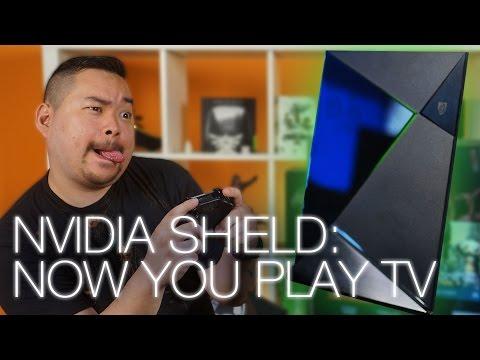 Nvidia Kalkan Android Tv Konsol İnceleme