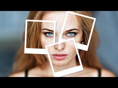 Photoshop: Bir Polaroid Fotoğraf Montaj 1 Fotoğraf Oluşturun.