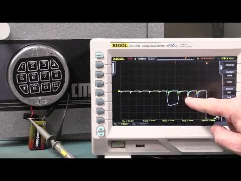 Eevblog #771 - Elektronik Güvenli Kilit Akım Hattı Eternet Saldırı Bölüm 2