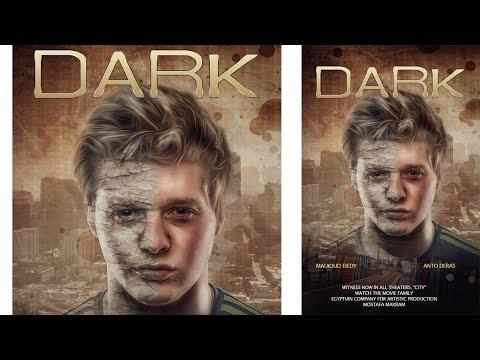Photoshop Tutorial | Film Afiş Tasarımı | Fotoğraf Efektleri