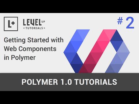 #2 Polimer Web Bileşenleri İle Çalışmaya Başlama