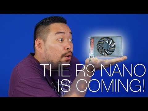 R9 Nano Gelen, Seğirme Flash, Esl Uyuşturucu Testi Hendek.