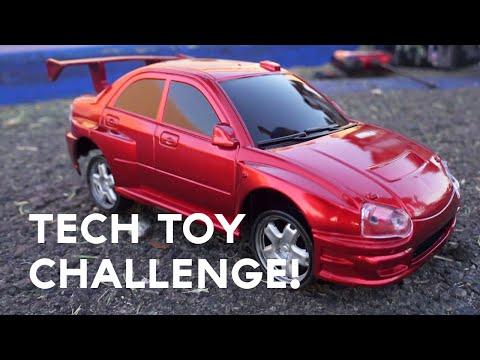 Austin Evans W / 50 $ Teknoloji Oyuncak Challenge!
