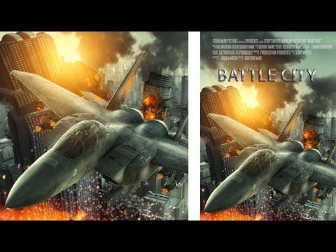 Photoshop İşleme | Film Poster Tasarım Eğitimi | Yangın Etkileri