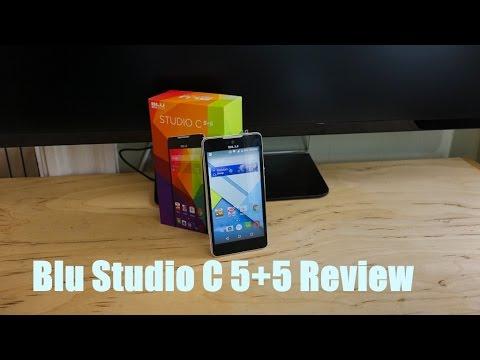Blu Studio C 5 + 5 Bir Daha Gözden Geçirme