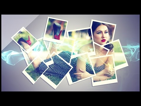 Photoshop Cs6 Eğitimi - Bir Kolaj Efekti