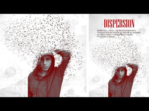 Photoshop İşleme | Film Afiş Tasarımı | Dispersiyon Etkisi Öğretici