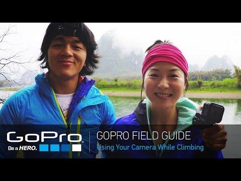 Gopro Hero4 Oturum Alan Rehberi: Tırmanma Sırasında Kameranızı Kullanarak