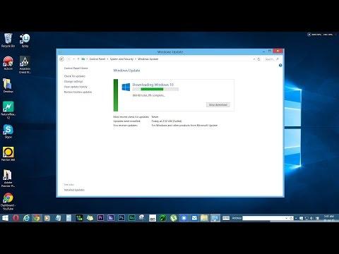 Nasıl Yükseltme Windows 10 Gecikme Olmadan Zorlamak İçin