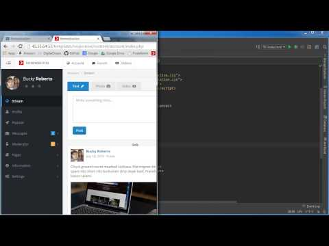 Duyarlı Web Tasarım Eğitimi - 6 - Tuval Menü Kapalı Vakfı