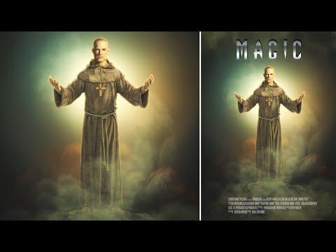 Photoshop İşleme | Film Afiş Tasarımı | Karanlık Fantezi Efekti