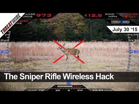 Bınd9 Dos Saldırı, Start Mediaserver Saldırı Çöküyor Telefonları, Trackingpoint Sniper Tüfekleri Kesmek - Tehdit Tel