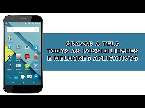 Gravar Bir Tela Todas Possibilidades E Melhores App Android - Yapmak