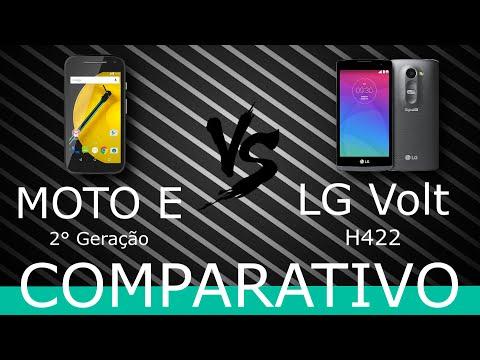 Comparatıvo: Moto E 2° Geração Vs Lg Volt H422 - Tecnoob