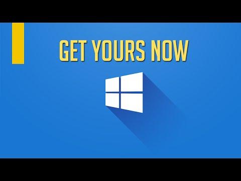 Nasıl Windows 10 Final Sürümü Ücretsiz İndirmek İçin