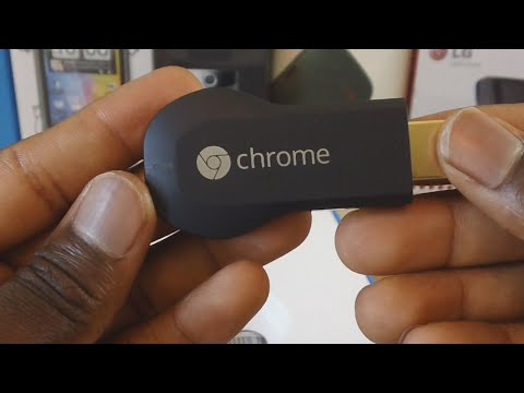Unboxing: Chromecast / Kur
