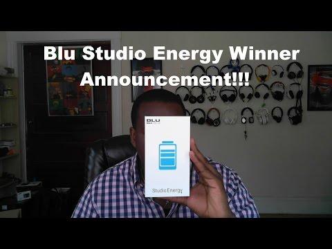 Blu Studio Enerji Kazanan Annoucement!!!