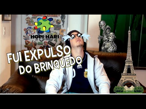 Hopi Hari, Fui Expulso Yap Brinquedo - Aconteceu Comigo - #chácomigo!