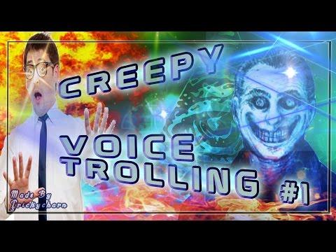 """#1 """"ben Bir Rock Yuttu"""" Trolling Derin Korkunç Ses (Pt1)"""
