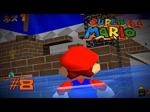 Süper Mario 64 #8 Ta Dificil
