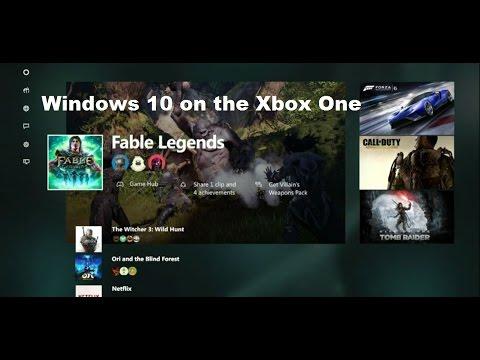 Windows İçin Xbox Bir + Gamecom Haberler Geliyor 10