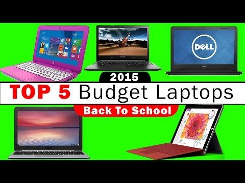 En İyi 5 Bütçe Dizüstü Bilgisayarlar (2015) Okula Geri İçin