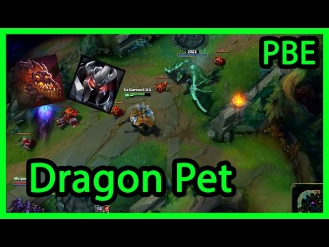 Mordekaiser Denetimleri (Mordekaiser Dragon Ult) - Dragon (Pbe)