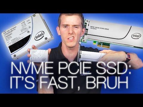 Intel 750 Serisi Nvme Pcıe Ssd - Kısaltmalar Ve Hız Evrim...
