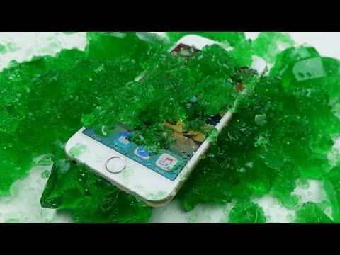 İphone 6 Sakızlı Jello Gece - O Hayatta Kalacak?