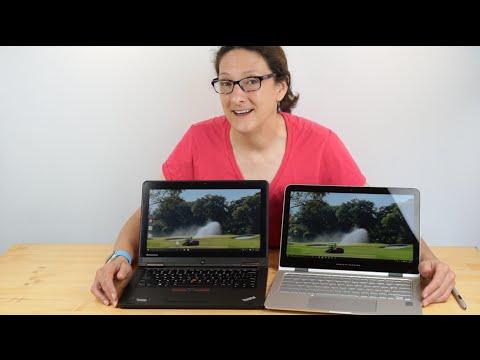 Lenovo Thinkpad Yoga 12 2 Gen Vs.  Hp Spectre X 360 Karşılaştırma Smackdown