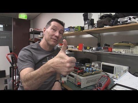 Eevblog #777 - Doncasterdn118Nb 177 Microvolt Dmm Onarım