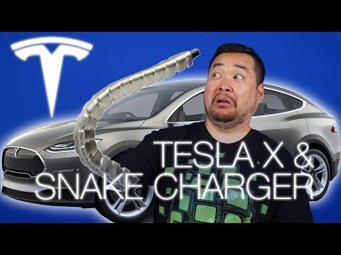 Reddit, Tesla Model X Ve Yılan Şarj Cihazı, Snapdragon 820 Karantinaya Gözlük Sızdırılmış