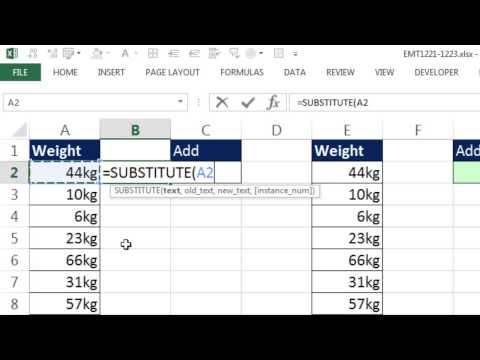 Excel Sihir Numarası 1222: 10 Kg, 6 Kg, 19 Kg Eklemek İçin Formül: Dizi Formülü Veya Özel Sayı Biçimi?