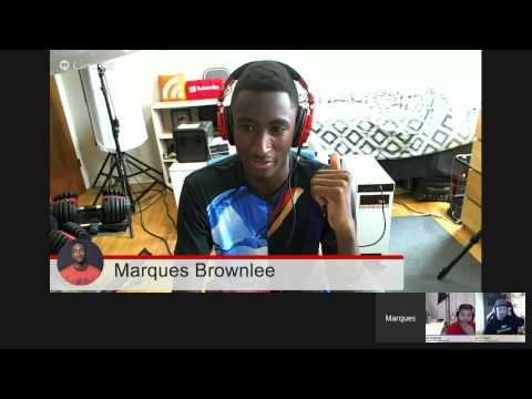 Tech Talk Ve Bs Bölüm #12 - Özel Konuk Marques Brownlee (Mkbhd)