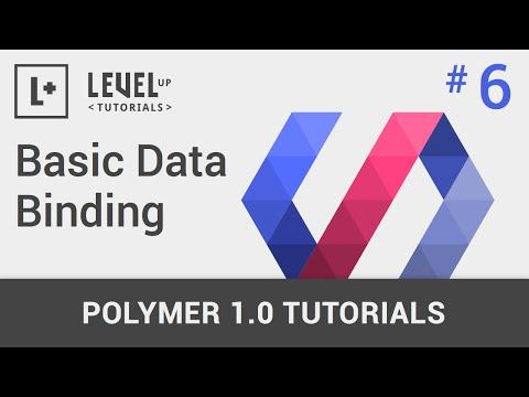 #6 - Temel Veri Bağlama Polimer 1.0